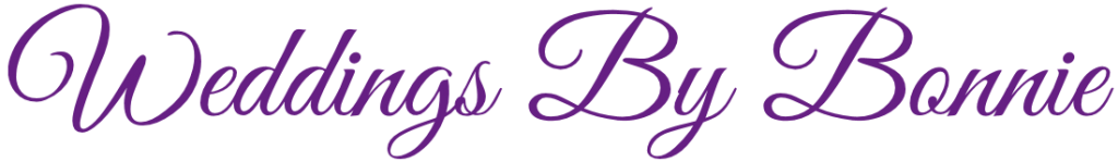 Weddings by Bonnie Retina Logo