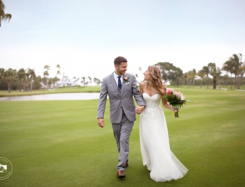 Tess & Austin's Boca Bay Pass Club Wedding