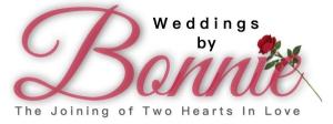 Weddings by Bonnie Logo